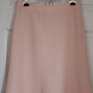 Pink A-line Skirt